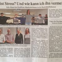 Stress in Perlesreut Nov. 2016