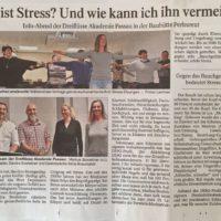 Stress in Perlesreut Nov. 2016